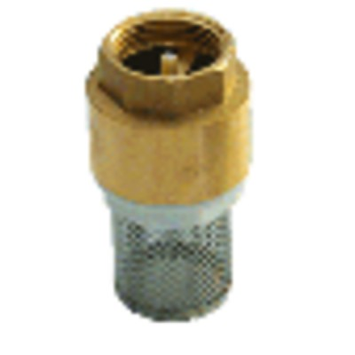 Immersion heater - DIFF for Chaffoteaux : 65407070