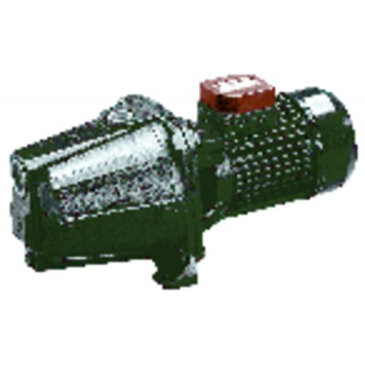 Gasket flange burner - DE DIETRICH - OERTLI  8 thick - DIFF for Oertli : 71915