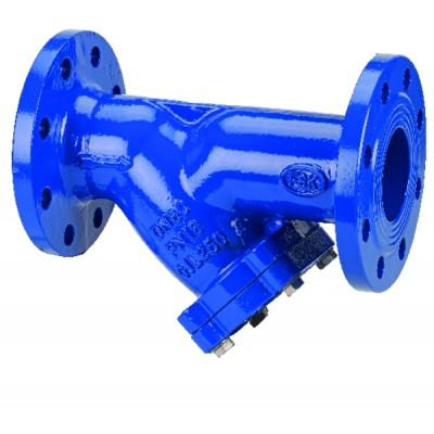 Cast iron sieve filter d32 - SFERACO : 220032