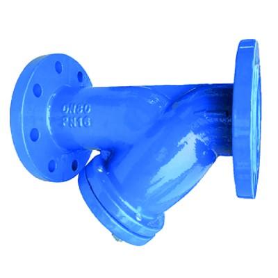 Cast iron sieve filter d200 - SFERACO : 220200