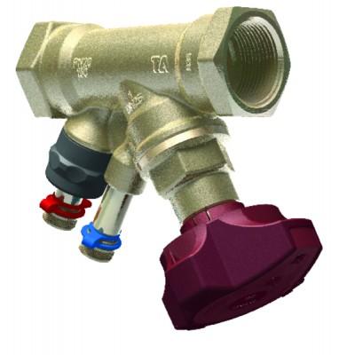 Controlador de caudal con paleta - Type VHS05M - SIKA FRANCE : VHS05M-MS