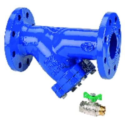 Placa supresion regulador de valvula de gas 80450