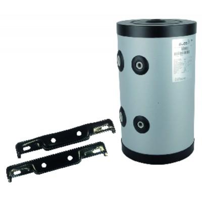 Dampf Druckmesser -  0/6 bar Durchmesser 100mm