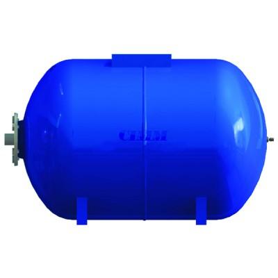 Réservoir à vessie interchangeable horizontal 50L  - CIMM : 630050