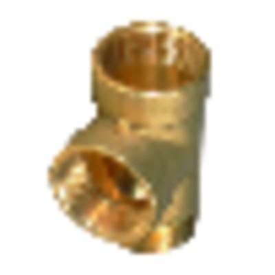 3-way T connector
