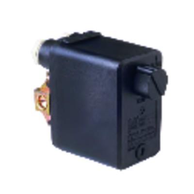 Pressure switch XMP6 bi/tripolar