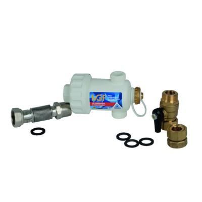 Motor quemador  - Modelo EB 95 C 28/2 90 W - BENTONE AHR : 11593101