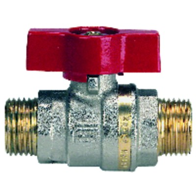 Thermostat ambiance programmable à piles LR6 - HAGER SAS : 56571