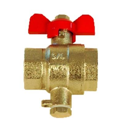 Servomotor electro-térmico todo o nada - 1w - JOHNSON CONTROLS : VA-7081-21