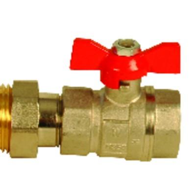 Servomoteur électro thermique tout ou rien - 1w - JOHNSON CONTR.E : VA-7081-23
