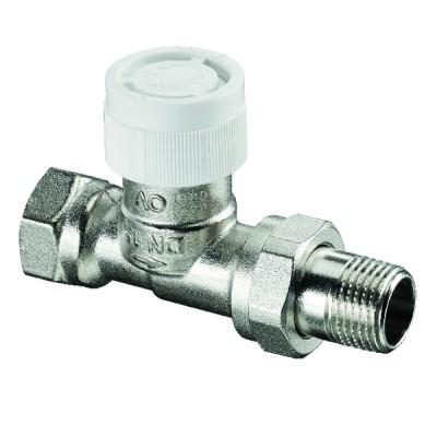 Taza aluminio medida del caudal