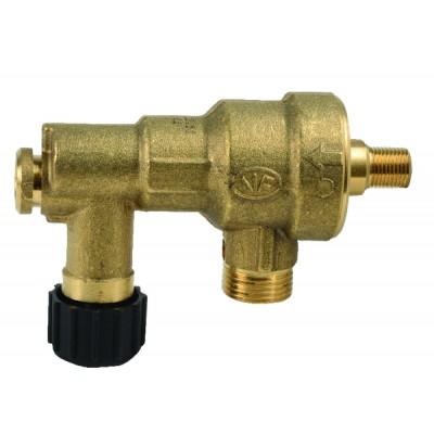 High pressure hose 400 mm