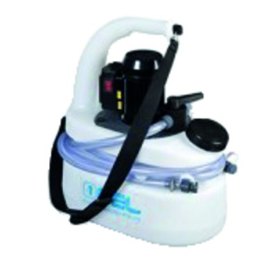 Fuel water air glycerin 0-10 bar ø100mm