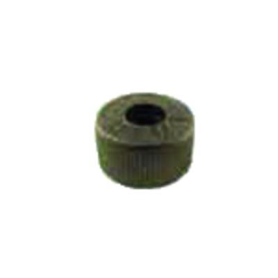 Rundes Thermometer - 0° bis +120°C Durchmesser 43mm Kapillar 1000