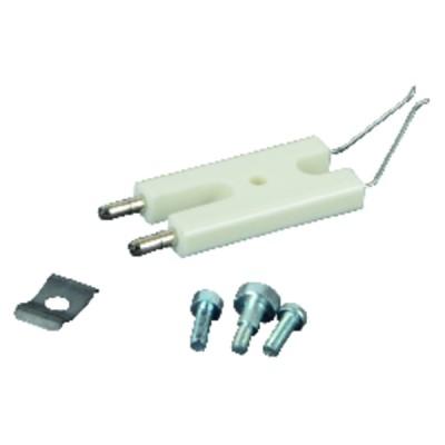 Bloque Electrodo + tornillo - CUENOD : 13007907