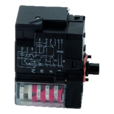 Motore standard flangia néma 2 monofase non ventilato - 220 VOLTS 250W