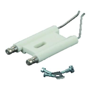 Accessoires de citerne - Flexible d'aspiration leste 2,20m pour cuve