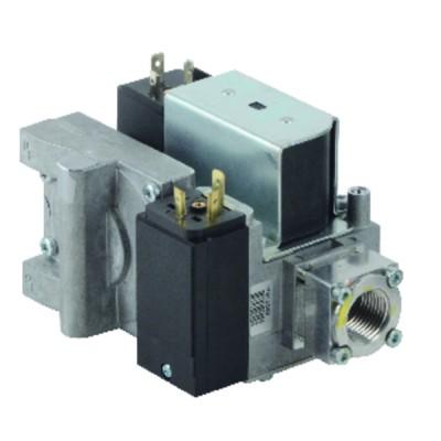 """Accesorios de cisterna - Redución PVC M50/60 x M40/49 x H26/34 (2"""" x 1""""1/2 x 1"""")(X 3)"""