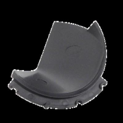 """Flessibile gasolio F3/8"""" x F14/150 ad anello su gomito 45°  (X 2) - BAXI : SRN066976"""