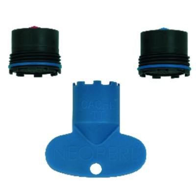 Cover gasket (991524)  (X 10) - SUNTEC : 991524