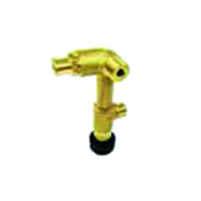 Fuel pump suntec ajv6 model ajv6 ac 1000 4p - SUNTEC : AJV6AC10004P
