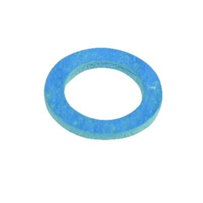 Nipple fuel m3/8 x m3/8  (X 2)
