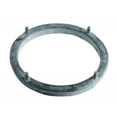 Nipple fioul - M1/4 conique x M1/8 (2 pièces)