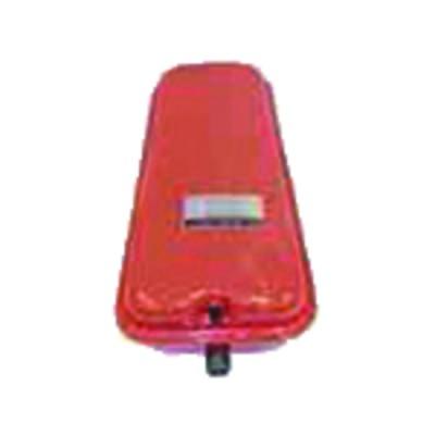 "Bracket valve R401TG 3/8"" - GIACOMINI : R401X132"