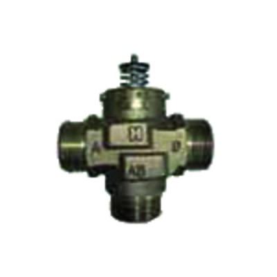 Acuastato de regulación con bulbo - COTHERM tipo JTAMH3060 - COTHERM : GTLH3060
