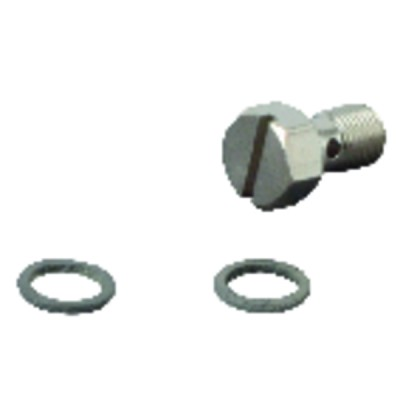 Termostato acqua regolatore a bulbo - IMIT Tipo TR 2 30-90deg