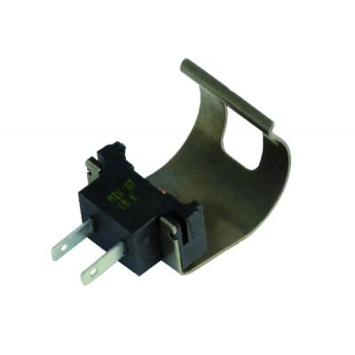 Électrode courte (X 2) - DIFF pour Buderus : 95242360015