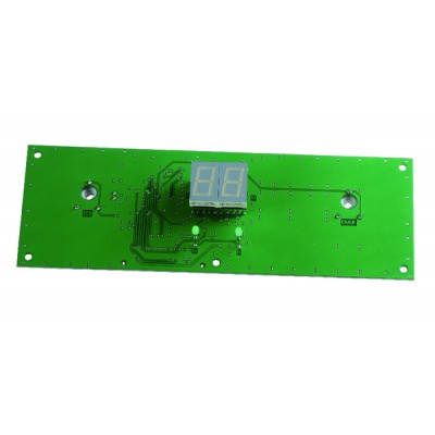 Flat gasket 12 x 17 fibre  (X 100)
