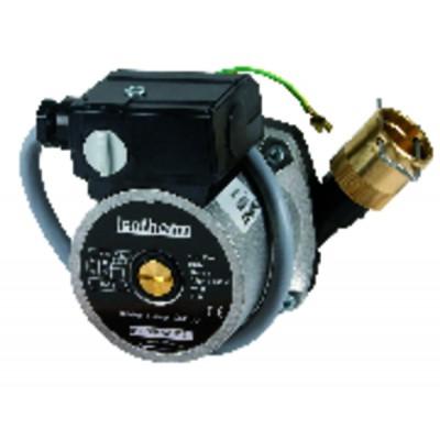 """Flessibile gasolio M1/4"""" x F3/8"""" diritto GIANOLA (X 2)"""
