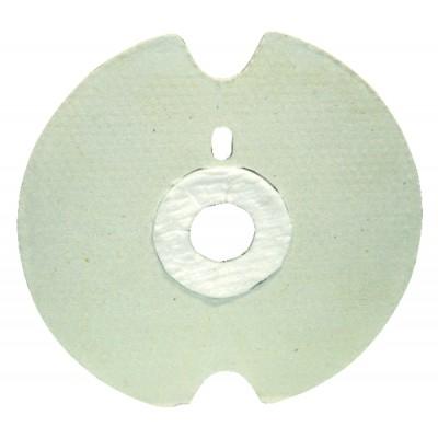 Door insulation 4 RCT - RIELLO : 20014581