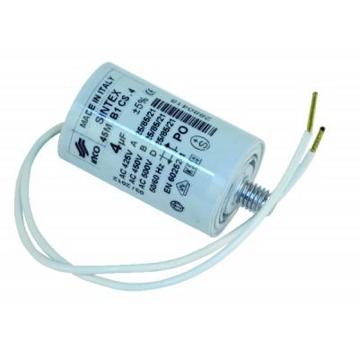 Condensateur P/3MR - RIELLO : 20087025