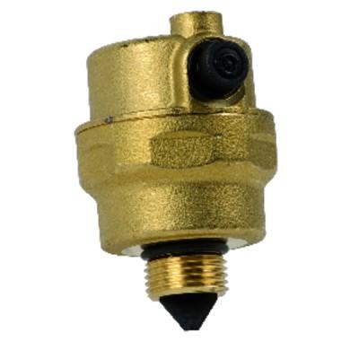 Contatore divisionale acqua calda 20/27 - ITRON : NEC15Y110CL_CBF