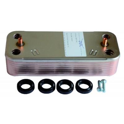 Circuito impreso principal DOMIPROJECT C/F24  - FERROLI : 39819530