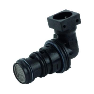 Häusliche Umwälzpumpe - Alpha2 15-40 130 1X230V 50Hz 6 - GRUNDFOS : 97993192