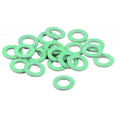 Rotolo PVC adesivo argento (50mm x 33m) - ADVANCE : 110391