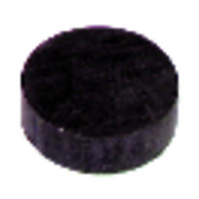 """Runder Vakuummesser -1 bis 0 bar Durchmesser 63mm M1/4"""" Gehäuse aus rostfreiem Stahl mit Glyzerin"""