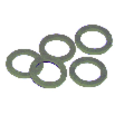 Kit 3 chiavi lunghe a brugola a maschio con impugnatura
