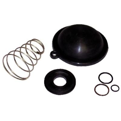 Destornillador Torx® electricista TX20 - KNIPEX - WERK : 98 26 20