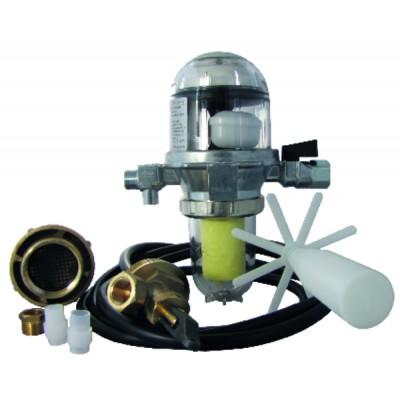 Elektrischer Raumthermostat DELTA DORE TYBOX 23 Radio - DELTA DORE : 6053035