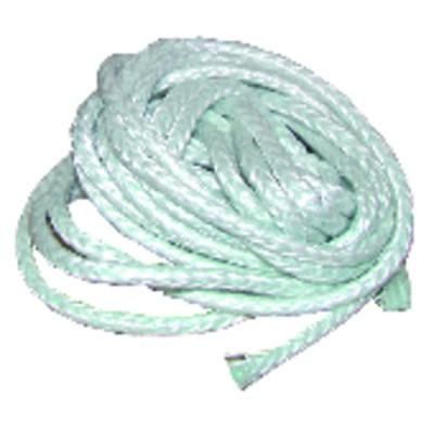Trenza fibras minerales Ø 6 mm Lg 5m