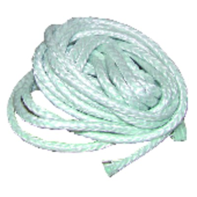 Fibre refractory rope ø 15mm length 5m