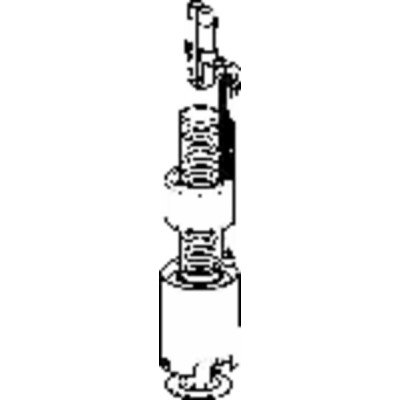 Raumthermostat für Wandmontage, AC 230 V, Display mit Hintergrundbeleuchtung  - SIEMENS : RDG100