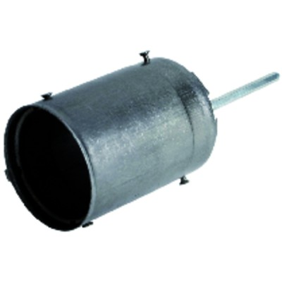 Flame tube 80x71 - RIELLO : 3005768