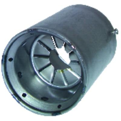 Stella 3b baffle plate welded - RIELLO : 3006001