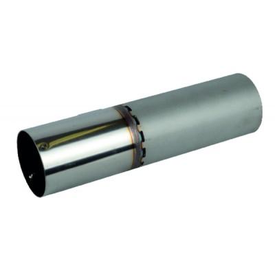Flame tube and accessories 80x76x76 - RIELLO : 3008726