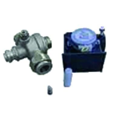 Burner gasket smartline - GEMINOX : 7099544